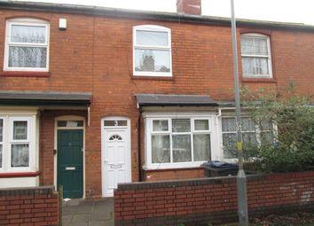 3 bed terraced house for sale in Holly Avenue, Runcorn Road, Balsall Heath, Birmingham B12