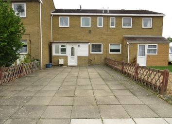 Thumbnail 3 bed terraced house for sale in Lincoln Close, Bicester