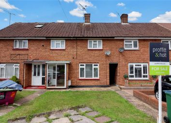 Thumbnail 3 bed terraced house for sale in Blackthorn Close, Watford