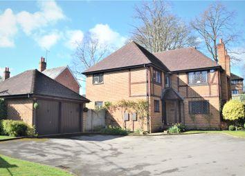 5 bed detached house for sale in Vigo Lane, Yateley, Hampshire GU46