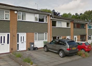 Thumbnail 3 bed terraced house to rent in Masons Way, Olton, Solihull, West Midlands