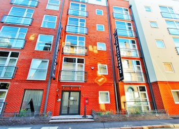 Thumbnail 2 bed flat to rent in 42 Chatham Street, Leicester