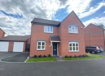 4 bed detached house for sale in Holmleigh, Infinity Park Way, Chellaston, Derby DE73