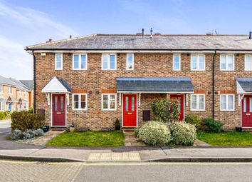 Thumbnail 1 bed terraced house for sale in Millmead Way, Hertford