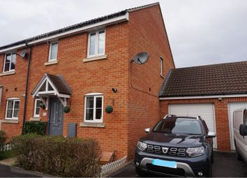 Thumbnail 3 bed semi-detached house for sale in Hayward Avenue, Weston-Super-Mare