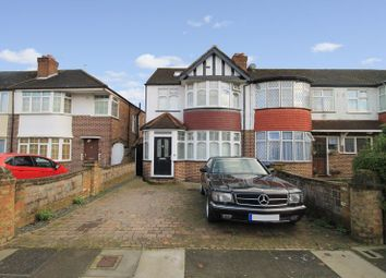 Thumbnail 4 bed end terrace house for sale in Millet Road, Greenford