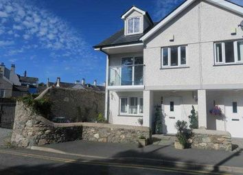 Thumbnail 4 bed semi-detached house to rent in Menai Quays, Water Street, Menai Bridge
