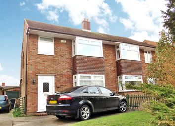 3 bed semi-detached house for sale in Humber Doucy Lane, Rushmere St. Andrew, Ipswich IP4