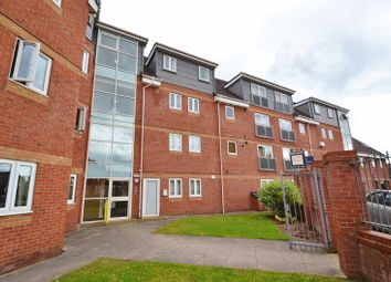 Thumbnail 1 bed flat for sale in Anson Street, Eccles, Manchester