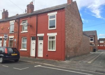 Thumbnail 2 bed terraced house to rent in Cyril Street, Warrington