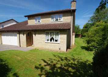 Thumbnail 4 bed detached house for sale in Vanbrugh Gate, Broome Manor, Swindon