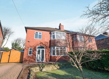 Thumbnail 3 bed semi-detached house for sale in Lullington Road, Salford