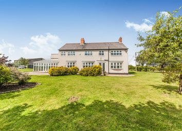 Thumbnail 5 bed detached house for sale in Meadowvale, Elwick, Hartlepool