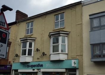 Thumbnail 1 bedroom flat to rent in Station Road, Llanelli, Carmarthenshire