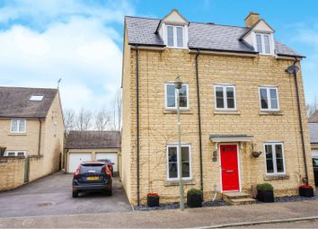 Thumbnail 4 bed detached house for sale in Park View Road, Madley Park, Witney