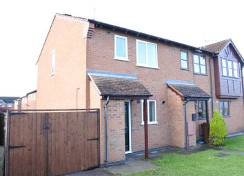 Thumbnail 2 bedroom end terrace house for sale in Blyth Avenue, Melton Mowbray