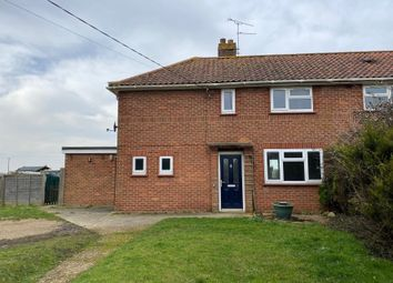 Thumbnail 3 bed semi-detached house for sale in 5 Upland Terrace, Norwich Road, Denton, Harleston, Norfolk
