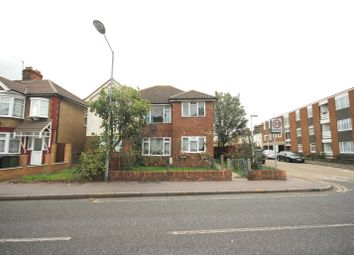 Thumbnail 2 bed flat to rent in Mill Lane, Chadwell Heath, Romford