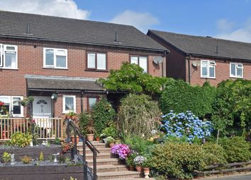 Thumbnail 3 bed end terrace house for sale in Ithon Close, Llandrindod Wells