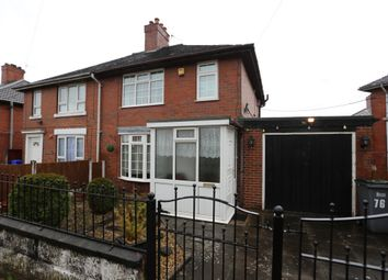 Thumbnail 2 bed semi-detached house for sale in Ballinson Road, Blurton
