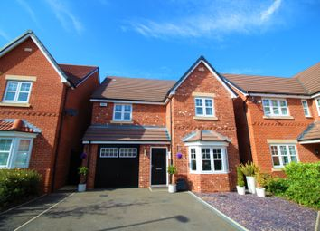 Thumbnail 4 bed detached house for sale in Massey Close, Coventry