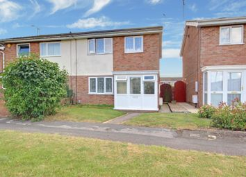 Thumbnail 3 bed semi-detached house for sale in Hathaway Road, Upper Stratton, Swindon, Wiltshire