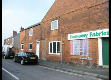 Thumbnail 2 bed flat to rent in Hunloke Road, Holmewood, Chesterfield, Derbyshire