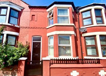 Thumbnail 3 bed terraced house for sale in Royton Road, Waterloo, Liverpool
