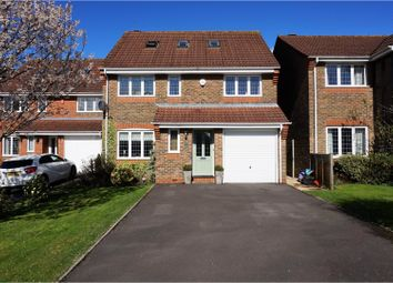 Thumbnail 5 bedroom detached house for sale in Exmouth Gardens, Fair Oak