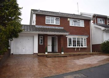 Thumbnail 4 bed detached house for sale in Briarwood Gardens, Newton, Swansea