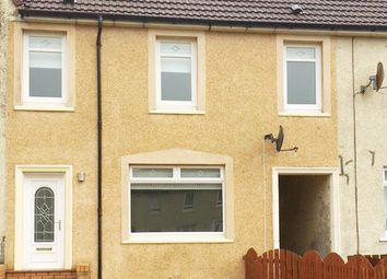Thumbnail 3 bed terraced house for sale in Robert Smillie Crescent, Larkhall