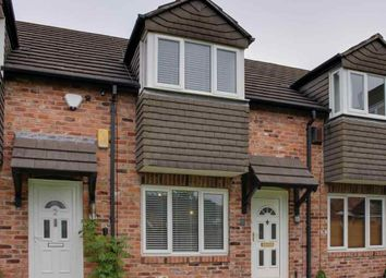 Thumbnail 2 bed terraced house to rent in St. James Drive, Wilmslow