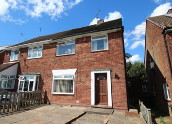 Thumbnail 3 bedroom semi-detached house for sale in Ridgley Road, Coventry