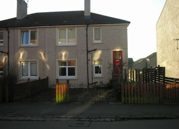 Thumbnail 1 bed flat for sale in Leighton Street, Wishaw