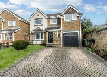 Thumbnail 4 bed detached house for sale in Olympic Way, Fair Oak, Eastleigh, Hampshire