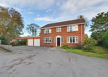 Thumbnail 4 bed detached house for sale in Church View, Patrington, East Riding Of Yorkshire