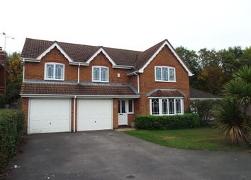 Thumbnail 5 bed detached house to rent in Westbroke Gardens, Romsey