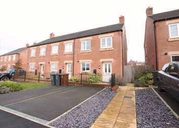 2 bed terraced house for sale in Lucerne Road, Biddulph, Stoke-On-Trent ST8