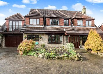 Thumbnail 5 bedroom detached house for sale in Ricknald Close, Aughton, Sheffield
