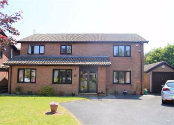 Thumbnail 4 bed detached house for sale in Clos Ty Mawr, Swansea
