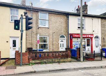 Thumbnail 4 bed terraced house for sale in Woodbridge Road, Ipswich