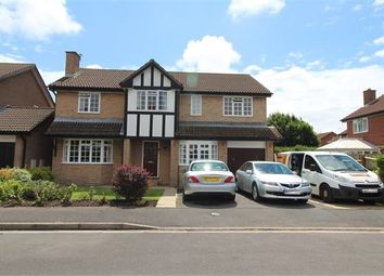 Thumbnail 5 bed detached house for sale in Gimblett Road, Worle, Weston-Super-Mare, North Somerset.