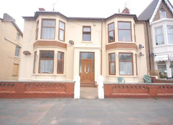 Thumbnail 5 bedroom flat for sale in Shaw Road, Blackpool