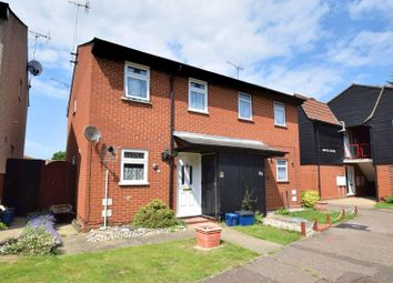 Thumbnail 3 bedroom semi-detached house for sale in Watkins Way, Shoeburyness, Essex