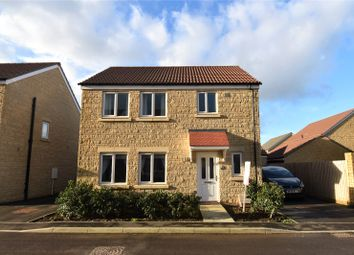 Thumbnail 3 bed detached house for sale in Bluebell Road, Frome, Somerset
