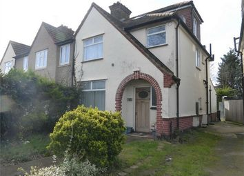 Thumbnail 4 bed semi-detached house for sale in Woodland Gardens, Isleworth, Middlesex