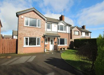 Thumbnail 5 bed detached house for sale in Highgate Drive, Newtownabbey
