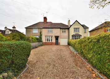 Thumbnail 4 bed semi-detached house for sale in Empingham Road, Stamford