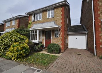 Thumbnail 3 bed detached house for sale in Park Road, New Malden
