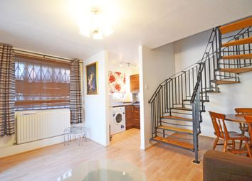 Thumbnail 1 bed semi-detached house to rent in Tiller Road, Canary Wharf